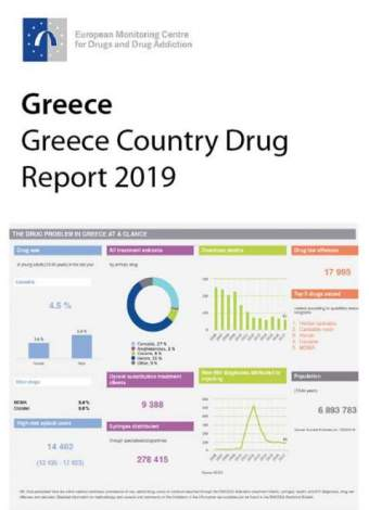 Country Drug Report Greece 2019 english